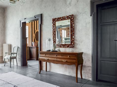 Mobili D Ingresso Classici Mobile Ingresso In Stile Classico Tonin Casa In Legno