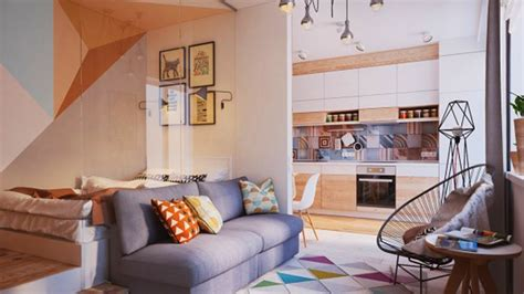 Beautiful Small Apartment In Apartment For A Young Family
