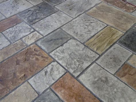 patterns in concrete walkers concrete llc sted concrete patternssted concretedecorative