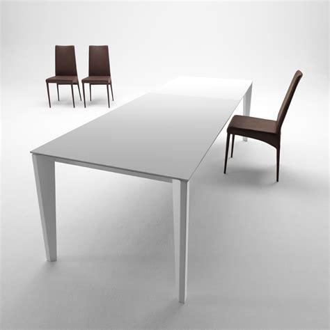 tavoli designs tavolo allungabile di design diamante all 190 x 100