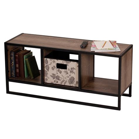 Here, i have listed down the top 10 best coffee tables with storage in 2021. Ashwood Light Wood and Black Open Cubby Coffee Table | MrOrganic Store