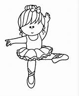 Coloring Tap Dancer sketch template