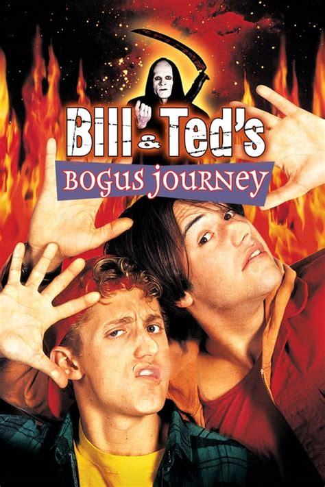 bill teds bogus journey