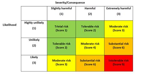 risk matrix implementing risk assessments the shipowners club