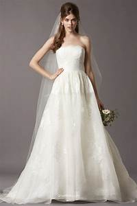 sleeveless boat neck organza and lace unique ball gown With boat neck lace wedding dress