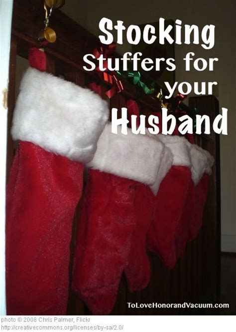 stocking stuffers for your husband christmas gifts men