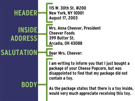 business letter lesson plans and lesson ideas brainpop