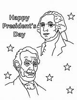 Presidents Coloring Lincoln Washington Happy Worksheets Abraham Hat Drawing Printable Getdrawings Getcolorings Tree Vector Bestcoloringpagesforkids Results sketch template