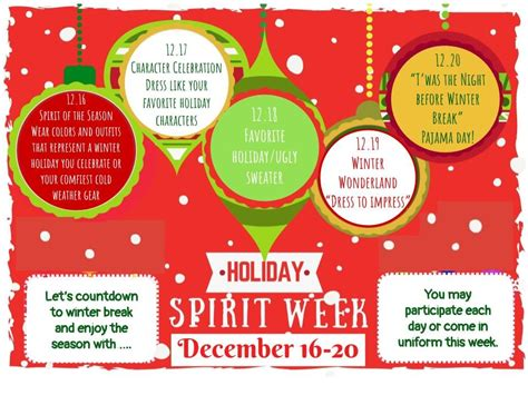 Locals believe that the devil and other evil spirits live in the dark, dirty corners of your home. December 16-20: Holiday SPIRIT Week! - South Loop ...