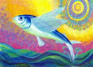 colorful fish – Heni's Happy Paintings