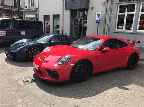 porsche spyder 911 2018 porsche 911 gt3 and porsche 918 spyder meet cause