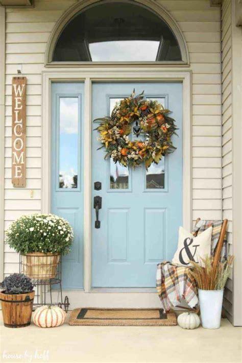 Decorating Front Porches by 17 Impressive Front Porch Decorating Ideas Futurist