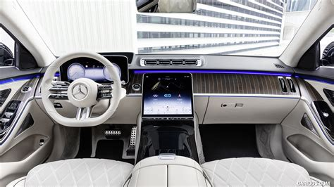 More info about the car: Mercedes Benz S Class 2021 Interior White - 2021 Mercedes S Class Revealed Iconic Looks Modern ...