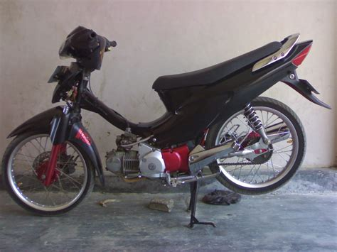 Modifikasi Motor Supra X by Gambar Modifikasi Motor Honda Supra Fit X