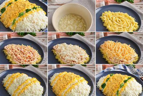 Lieldienu ola. Salāti ar kūpinātu vistas gaļu - Laiki mainās!