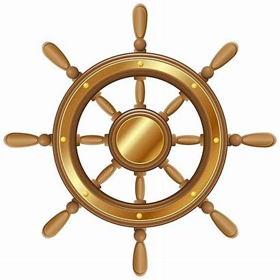 Wheel Boat Transparent Ship Clipart Clip Ships