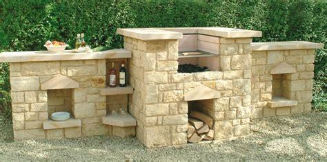 grillstelle selber bauen gemauerte grillstelle kleinster mobiler gasgrill