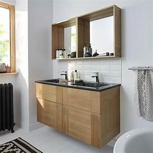 meuble miroir salle de bains castorama armoire idees With castorama miroir salle de bain