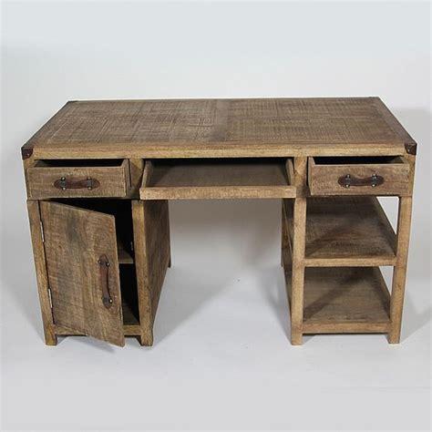 bureau genevieve des bois bureau quot explorer quot avec caisson étagères et tiroirs en