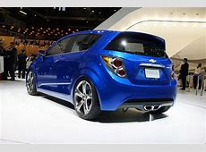 2010 Chevrolet Aveo RS Geneva Picture 35316