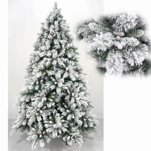 gro 223 handel dekorative floked schneit pvc k 252 nstliche