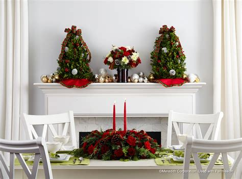 Ten Unique Ways To Incorporate Floral Into Your Holiday Under Kitchen Lights In Bedroom Pinterest 12 Volt Landscape Lighting Transformer 120v Led How To Install Waterproof Choose Bathroom Light Bathrooms