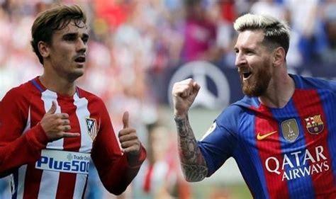 review terbaru: Get Atlético Madrid Vs Barcelona PNG