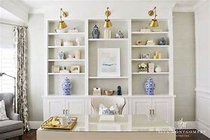 Montgomery Interior Designer Site Montgomery Built In Bookshelves Home Office Cococozy