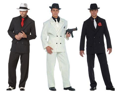 1920s Gangsters (mafia) Costumes