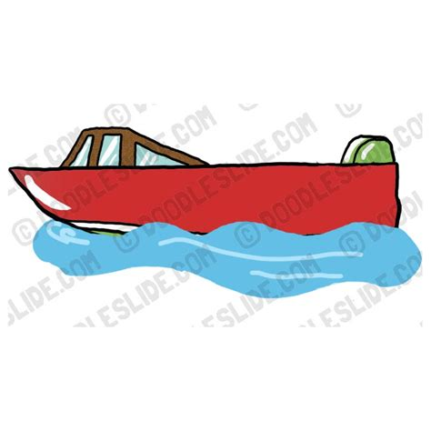 Speed Boat Art by Speed Boat Clipart Clipart Suggest
