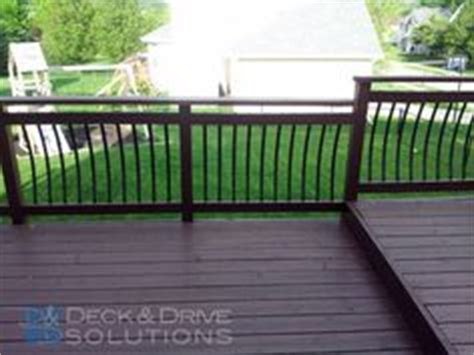 cabot semi solid deck stain mission brown cabot deck stain in semi solid bark mulch half stained