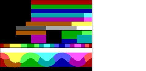 8 bit color glsl maker how to the color palette using
