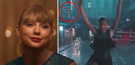 The Actual Message Behind Taylor's 'delicate' Video Means