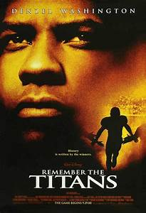 Review: Remember the Titans (2000) | Weekday Matinee