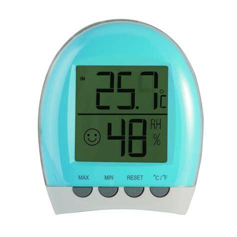 température chambre bébé nuit thermomètre bébé hygromètre d 39 intérieur de lbs sur