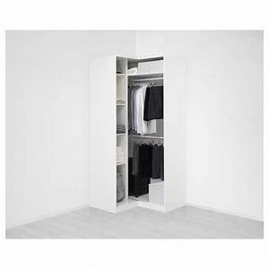 Ikea Pax Eckelement Neu : pax corner wardrobe white grimo white ikea ~ Watch28wear.com Haus und Dekorationen