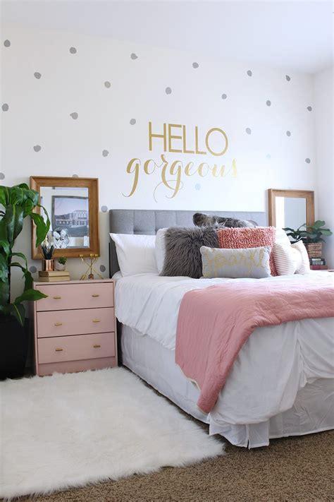 Surprise Teen Girl's Bedroom Makeover  Classy Clutter