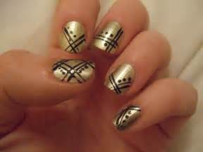 Fun quick and easy nail designs