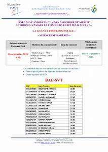Liste Assurance : liste d attente de la fili re gestion banque et assurances ~ Gottalentnigeria.com Avis de Voitures