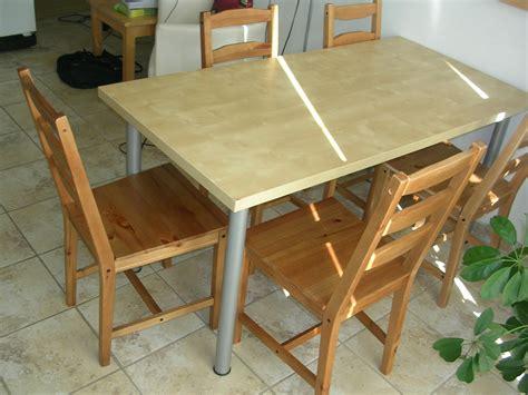 table bois cuisine table pour cuisine ikea table cuisine ikea sur