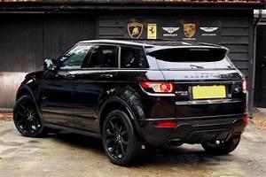 Range Rover Evoque Sd4 : land rover range rover evoque 2 2 sd4 dynamic 5dr auto ~ Gottalentnigeria.com Avis de Voitures