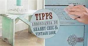 Shabby Chic Look Selber Machen : shabby chic look vintage style ~ Markanthonyermac.com Haus und Dekorationen