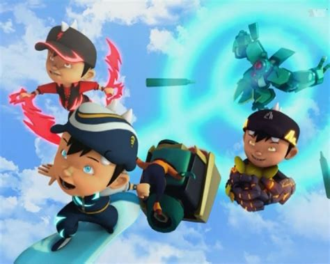 During a media event on tuesday, experts from nasa and the national oceanic and atmospheric administration (noaa) discussed their analysis and predictions about the. Gambar Boboiboy Halilintar Baru - Gambar V