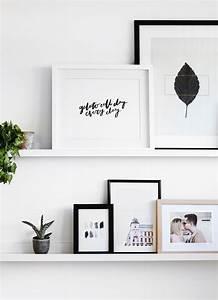 Best gallery wall shelves ideas on