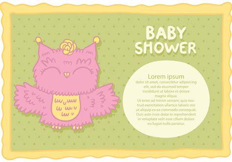 baby shower vector   vector art stock