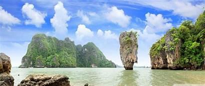 Thailand 4k 2560 1080 Wallpapers Islands Ultrawide