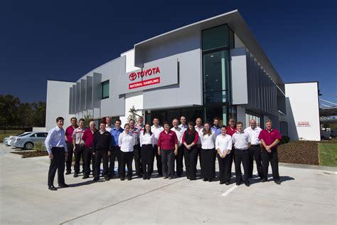 toyota corporate company profile toyota material handling australia 39 s
