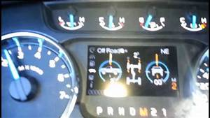 Select Shift Manual Transmission Demonstration On A 2013