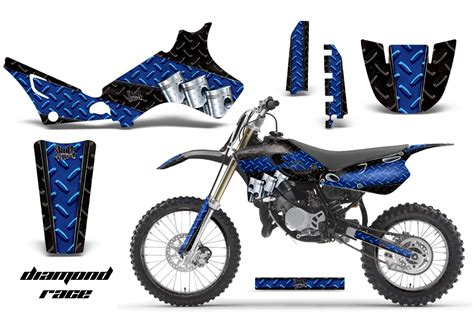 graphics for motocross bikes yamaha yz80 dirt bike graphics kit 1993 2001