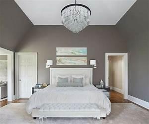deco de chambre gris et blanc With deco chambre gris et blanc